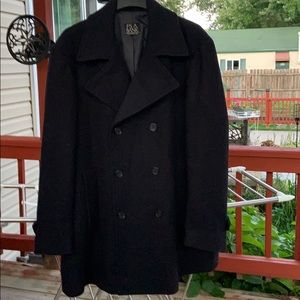 JoS.A.BANK MENS PEA COAT